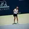 Melinda Czink Hungary lost to Shahar Peer Israel 7-5, 6-0