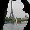 Eifel Tower and Statue of Liberty 4-30-05 by Marianne