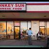 Our first dinner @ Monkey Sun.