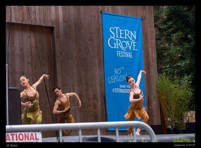 SF Ballet-Stern Grove 7-30-17