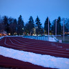 Track at Colorado State Univ. 3-30-09 Fort Collins, CO