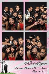 Rancho Alamitos Prom