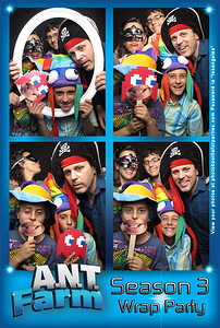A.N.T. Farm Season 3 Wrap Party