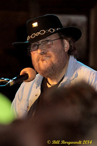 Fred Newell - Waymores Outlaws - Shooter Jennings at Cook 022