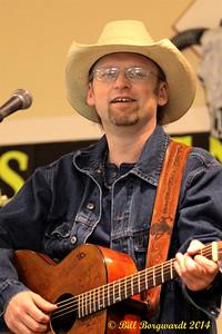 Allen Christie - Alberta's Men & Women of Country Music 2014