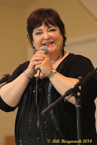 Debbie Bergeron - Alberta's Men & Women of Country Music 2014