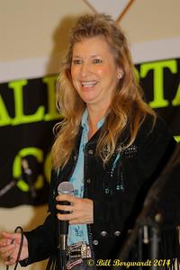 Mary Resek - Alberta's Men & Women of Country Music 2014