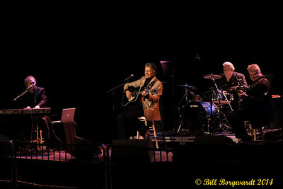 Bill Anderson and his Po' Folks Band - Century Casino 2014