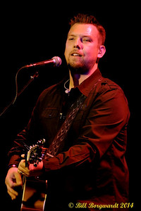 Kory Wlos, opening for Bill Anderson - Century Casino 2014
