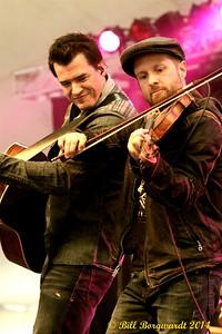 Jake Mathews & Denis Dusfresne - Rainmaker 2014
