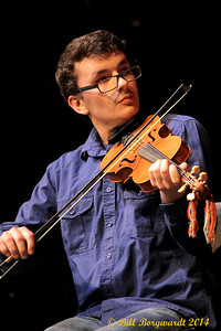 Leland Bachelet - Calvin Vollrath 2014 Fiddle Gala