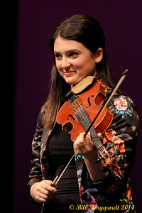 Billie Jo Smith - Calvin Vollrath 2014 Fiddle Gala