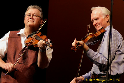 Calvin Vollrath & Byron Berline - Calvin Vollrath 2014 Fiddle Gala