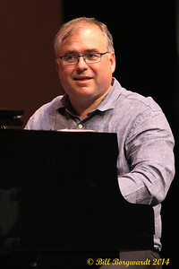 Trent Bruner - Piano - Calvin Vollrath 2014 Fiddle Gala