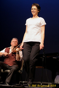 Rhea Labrie - Step Dancer - Calvin Vollrath 2014 Fiddle Gala