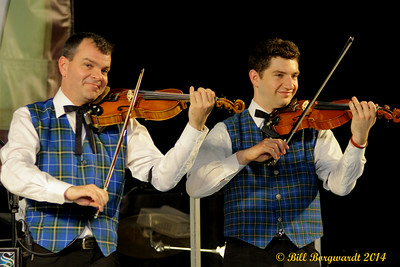 Scott Woods & Kyle Waymouth - Old Time Jubilee 2014