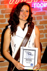 Julia Nicholson - Youth Winner - Star Search 2014