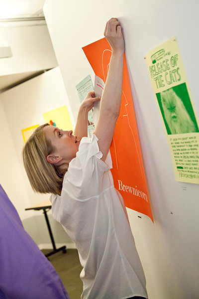 AIGA World's Smallest Poster Show