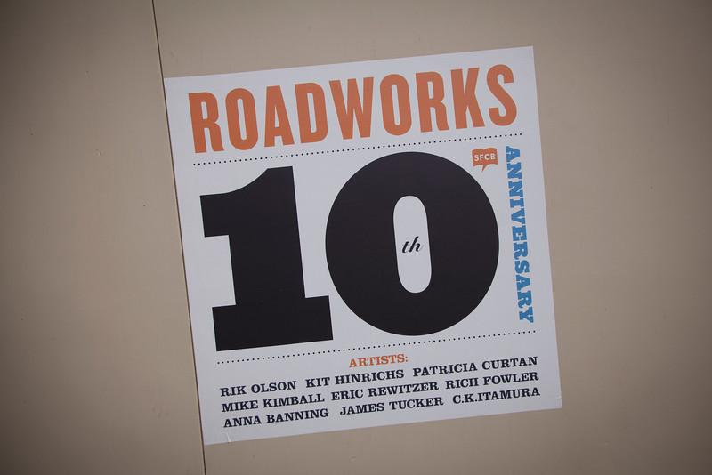 2013 SFCB Roadworks Street Fair on September 29, 2013.