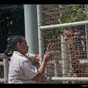 Zookeeper (Percy) feeding baby boy 9-4-14