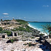 Tulum and the Ocean
