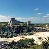 Tulum, the only major Mayan city on the ocean