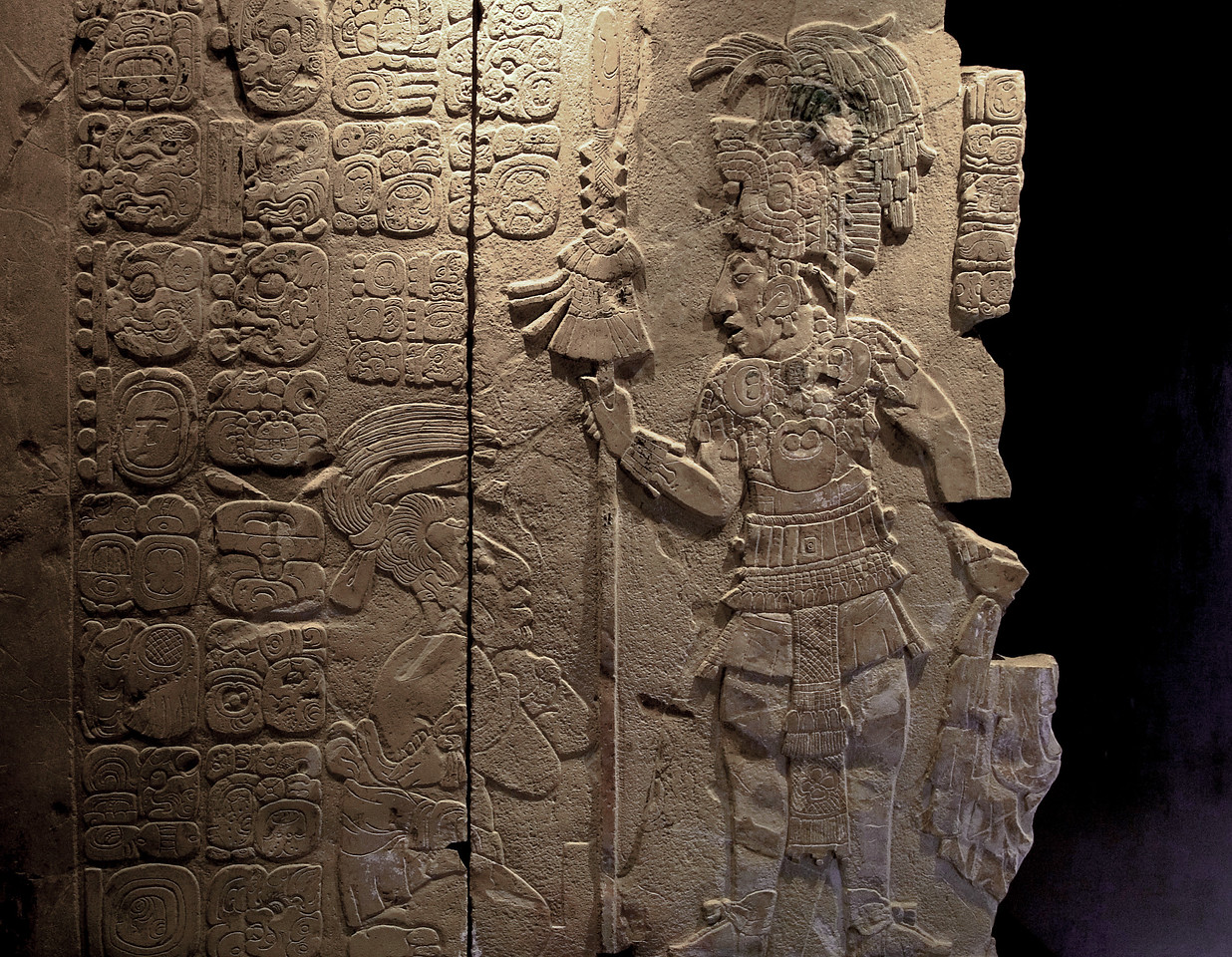 Lord Pakal at Palanque