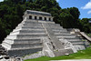 Temple of the Inscriptions, Palenque. <br /> -image found online