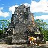 Muyil Mayan archeological site