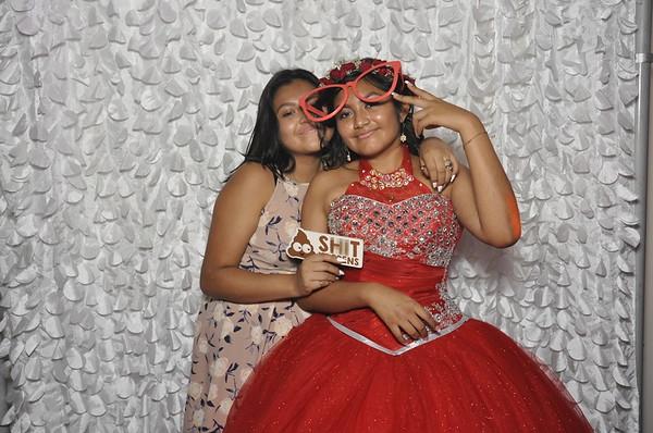 Maya's Sweet 15