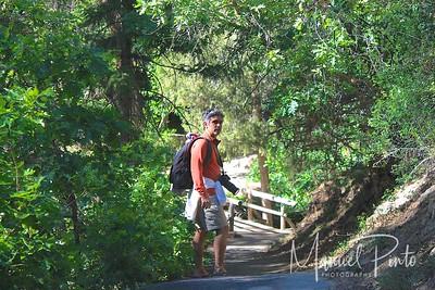 Manuel at Mesa Verde