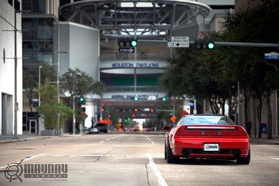 Dennis' NSX, Houston, TX, 2011