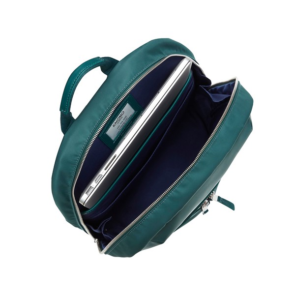 """AW18 Mayfair Beauchamp Backpack 14"""" 119-401-PIN Overhead Laptop Compartment"""