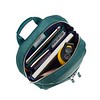 """AW18 Mayfair Mini Beauchamp Backpack 10"""" 119-402-PIN Overhead Open with Items"""