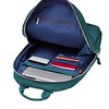 """AW18 Mayfair Mini Beauchamp Backpack 10"""" 119-402-PIN Side Open with Items"""
