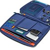 AW18 Knomad Tech Organiser 10.5 159-068-PIN Side Open with Items