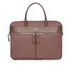 Mayfair;Hanover;Slim Briefcase;14'';119-101-FIG2;Front