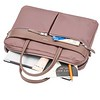 """AW18 Mayfair Hanover Slim Briefcase 15"""" 119-201-FIG2 Side with Items"""
