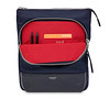 Mayfair;Carrington;Cross Body;10'';119-306-DNV;Internal Tech Pocket Filled