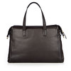 Audley Slim Leather Handbag 120-101-BLK