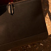 Mason Leather Knomad Clutch Bag 120-065-BLK