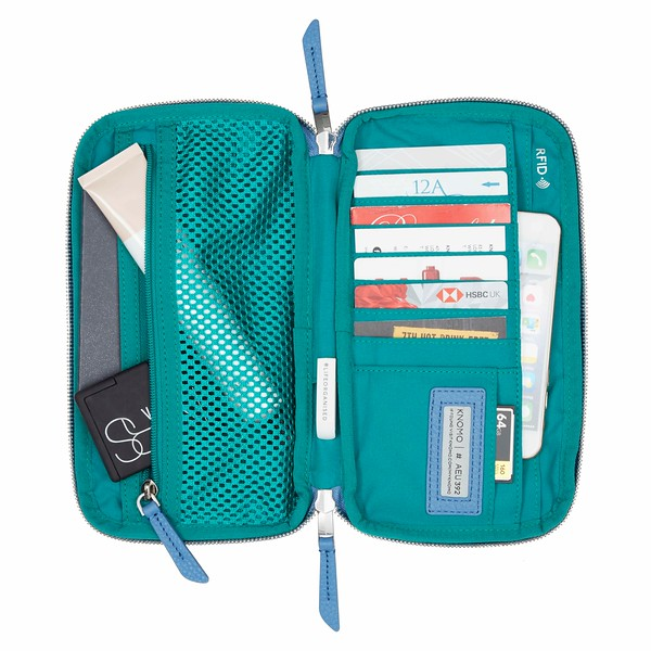 Knomad; Travel; Wallet; 119-051-CFB