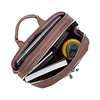 """AW18 Mayfair Mini Beaufort Backpack 12"""" 119-416-FIG2 Open with Items"""