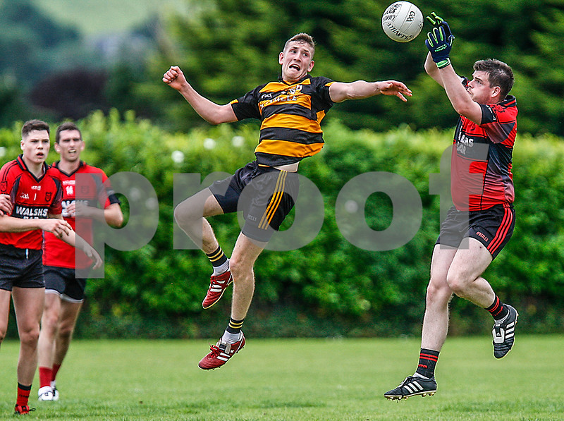EEEjob 17/07/2016  SPORT IFC Mitchelstown v Glenville played in Fermoy. Action from Sunday's IFC game between Mitchelstown and Glenville, played in Fermoy.  Picture: Andy Jay