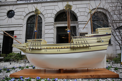 The Boston Mayflower