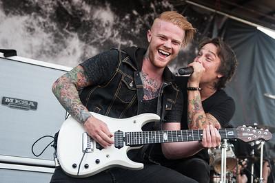Rockstar Energy Drink Mayhem Festival 2013/ Born Of Osiris