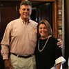 Lynn, Ma. 9-7-17. Wayne Lozzi and Mayor Judith Flanagan Kennedy at her fundraiser at the Porthole Restaurant.