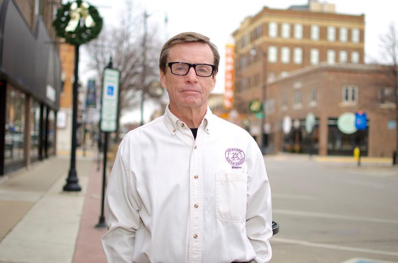Mayor Mike Levsen