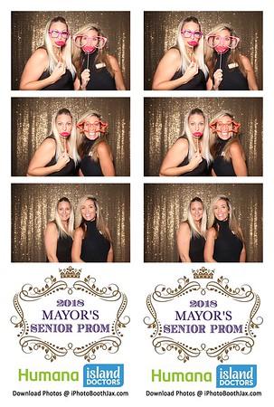 mayor senior Prom (Black Booth)