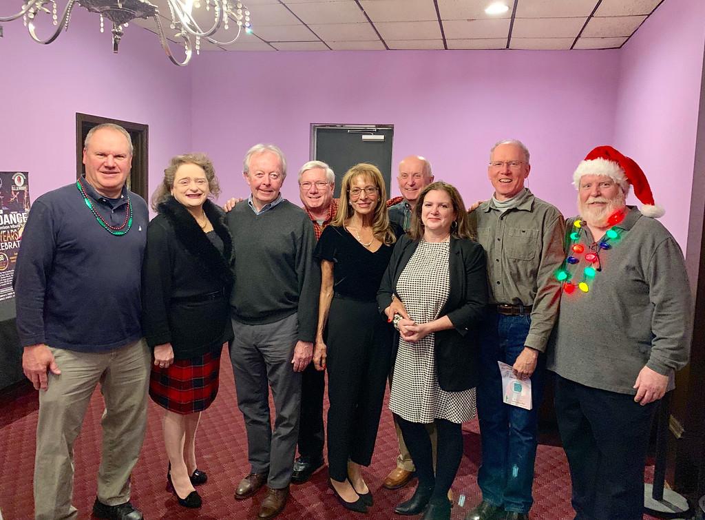 . The Mayor�s Holiday Fest team